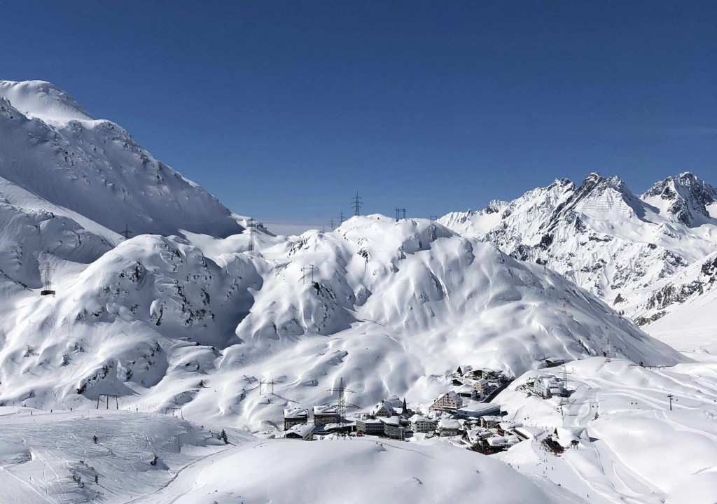 St Anton weather photo